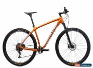 "2014 Niner Air 9 Carbon Mountain Bike Large 29"" Shimano XTR 9000 Stan's NoTubes for Sale"