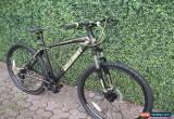 "Classic MATT  BLACK  21 SPEED  MTB MOUNTAIN BIKE BICYCLE 27.5"" WHEEL 18"" FRAME for Sale"