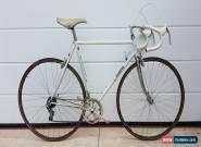 SCAPIN AERO vintage italian steel road bike CAMPAGNOLO SUPER RECORD COLUMBUS for Sale