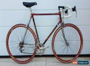 TOMMASINI SUPER PRESTIGE vintage italian steel road bike CAMPAGNOLO COLUMBUS SLX for Sale