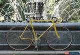 Classic Rare Colnago Super Pista Bike, Campagnolo Record, 55cm CT, Pantographed for Sale