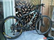 "GIANT yukon Urban Off Road Bike 17"" Alloy Frame Steel Forks 16 Speed Disc Brakes for Sale"