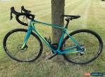 DEMO 17 Specialized Ruby Expert Ultegra Di2 - Turquoise/Hyper Green/Black - 54 for Sale