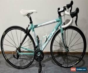 Classic Road Bike Bianchi DAMA BIANCA 47 Size Celeste for Sale