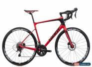 2017 Giant Defy Advanced 2 Road Bike Med/Large Carbon Shimano 105 5800 11s PR-2 for Sale