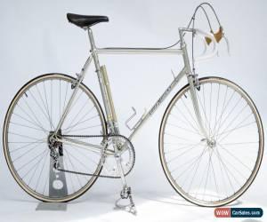 Classic Eddy Merckx Professional Bike 55cm Campagnolo Super Record De Rosa Columbus  for Sale