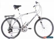 "USED Diamondback Wildwood 19.5"" Hybrid Bike Shimano Tourney 3x7 w/ Rear Rack for Sale"