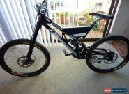 Classic Turner 2006 DHR Large Square Tube Built Bike for Sale