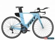 2019 Felt IA16 Carbon Triathalon Bike // TT Time Trial Shimano 105 11-Speed 58cm for Sale