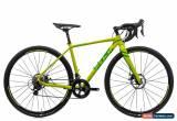 Classic 2018 Fuji Cross 1.7 Cyclocross Bike 46cm Aluminum Shimano 105 Disc 2x11 for Sale