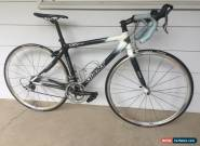 2006 Giant TCR Limited Carbon Fiber Road Bike 52cm Ultegra 10 Spd Mavic Ksyrium for Sale