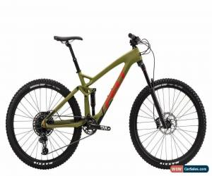 "Classic 2019 Felt Decree 5 Carbon Full Suspension Mountain Bike Sram Eagle 12-Speed 16"" for Sale"