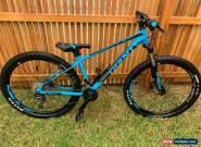 Giant Mountain Bike 2018 Talon 2 Size S Blue for Sale