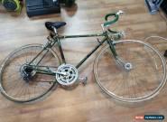 vintage raleigh grand prix road bike for Sale