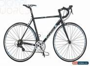 Whistle Men's Creek 1484 Road Bike-Gloss Black, 51 cm, 51 Gloss Black  for Sale