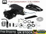 80cc 2-Stroke Motorized Bike Motorised Bicycle Petrol DIY Gas Motor Engine Kit for Sale