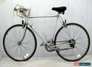 "Panasonic Super 1.2 Vintage Touring Bike L 59cm 27"" Weinmann 605 Steel Cahrity! for Sale"