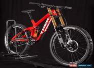 NOS 2017 Trek Session 9.9 DH 27.5 Race Shop Limited Mountain Bike, Size Small for Sale