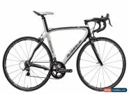 2012 Museeuw MC-2 Road Bike Medium Carbon Shimano Dura-Ace 7900 Ultegra WH-6700 for Sale