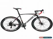 700C Road Bike Shimano 21 Speed Bicycle 54cm Disc Brakes Cycling  men's bikes for Sale