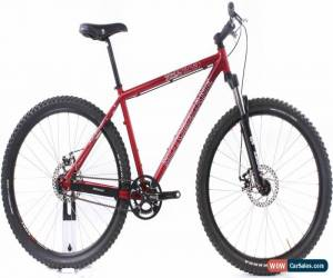 "Classic USED 19"" Motobecane  Outcast 29 Aluminum Hardtail Single Speed Mountain Bike for Sale"