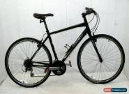 "Trek 7.2 FX City Hybrid Bike L 20"" 700c Shimano Alivio V-Brake Commuter Cahrity! for Sale"
