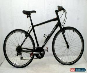 "Classic Trek 7.2 FX City Hybrid Bike L 20"" 700c Shimano Alivio V-Brake Commuter Cahrity! for Sale"