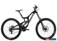 2017 Santa Cruz V10 C Mountain Bike Medium 27.5 Carbon Shimano Zee 10 Speed for Sale