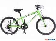 "USED Specialized Hot Rock 20"" Wheel Kids Bike Green 1x7 Speed Grip Shift Shimano for Sale"