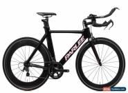 2009 Parlee TT Time Trial Bike Med/Large Carbon Shimano Ultegra 3T HED for Sale