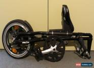 STRiDA LT 5.0 16-inch Folding Bicycle; Pickup Melbourne CBD for Sale