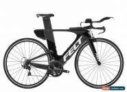 2019 Felt IA16 Carbon Triathalon Bike // TT Time Trial Shimano 105 11-Speed 51cm for Sale