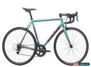 Baum Cubano Custom Road Bike 57cm Titanium Shimano Dura-Ace 7900 HED Belgium for Sale