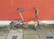 brompton M3R folding bike MK1 N: 40 very rare machine  shipping worldwide  . for Sale