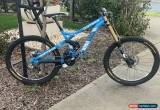 Classic 2012 Commencal supreme V3 Atherton downhill mountain bike for Sale