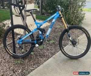 Classic 2012 Commencal supreme V3 Atherton downhill mountain bike for Sale