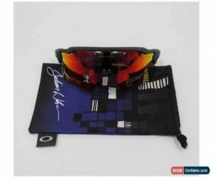 Classic Oakley Radar EV Path Aero Grid Grey Sunglasses Ruby Lens (Ex-Demo / Ex-Display) for Sale