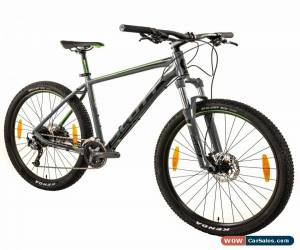 Classic Scott Aspect 740 Grey / Green Hardtail Mountain Bike MTB 2018 27.5 Inch - M for Sale