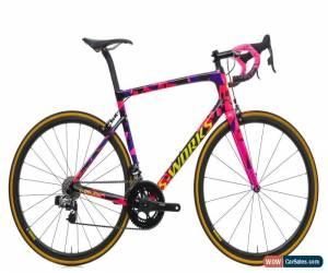 Classic 2018 Specialized S-Works Tarmac SL6 Road Bike 58cm Carbon SRAM Red eTap 11s for Sale