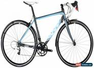 Moda Bolero Alloy Apex Mens Road Bike Grey Blue Light Aluminium Commuting Cycle for Sale