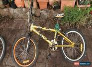 OLD MONGOOSE MOTIVATOR BMX - RESTOE OR SERVICE AND RIDE - 3199 FRANKSTON for Sale