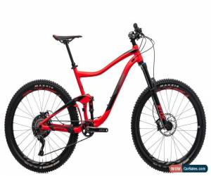 "Classic 2018 Giant Trance 2 Mountain Bike Large 27.5"" Aluminum Shimano SLX 11 Speed FOX for Sale"