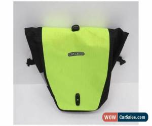 Classic Ortlieb Back Roller High Visibility Single Pannier (Ex-Demo / Ex-Display) for Sale