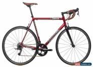 2003 Cannondale CAAD7 Optimo Saeco Team Road Bike 60cm Aluminum SRAM Apex 10s for Sale