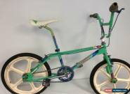 Vintage 1985 1st Year Haro Master Twin Top Tube (Frame and Fork Only) for Sale
