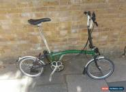 brompton M6L folding bike whipping worldwide  for Sale