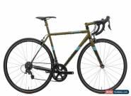 2014 Speedvagen Custom Road Bike 50cm Steel Shimano Ultegra 6800 11s H Plus Son for Sale