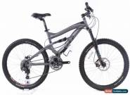 USED 2010 GT Force XS Aluminum Full Suspension Mountain Bike Shimano Deore 3x9 for Sale