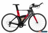 Classic 2018 Specialized Shiv Sport Time Trial Bike Medium Carbon Shimano Tiagra Praxis for Sale