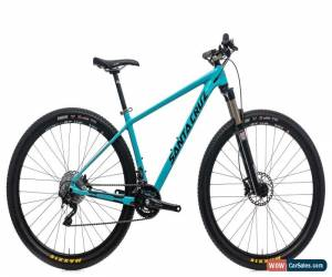 "Classic 2015 Santa Cruz Highball C Mountain Bike Medium 29"" Carbon Shimano XT 2x10 Disc for Sale"
